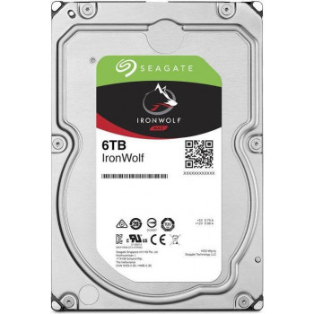 Жесткий диск HDD Seagate 6000 Gb 7200 rpm SATA 3.5 (ST6000VN001)