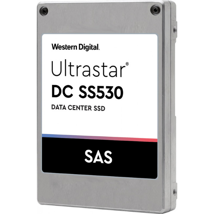 Жесткий диск SSD Western Digital 480 Gb 2150/2120 Mb/s SAS 2.5 (0P40320)