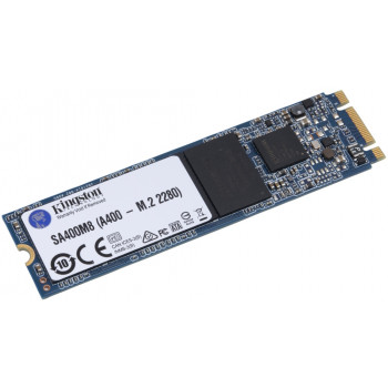 Жесткий диск SSD Kingston 480 Gb 500/450 Mb/s SATA M.2 2280 (SA400M8/480G)