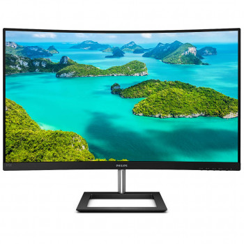 Монитор игровой Philips 27.0 1920x1080 D-Sub HDMI DP Черный (272E1CA)