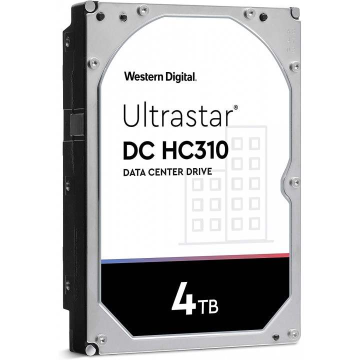 Жесткий диск HDD Western Digital 4000 Gb 7200 rpm SATA 3.5 (0B35950)