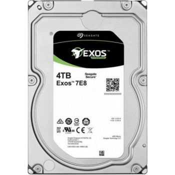 Жесткий диск HDD Seagate 4000 Gb 7200 rpm SATA 3.5 (ST4000NM002A)