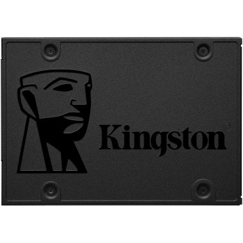 Жесткий диск SSD Kingston 480 Gb 500/450 Mb/s SATA 2.5 (SA400S37/480G)