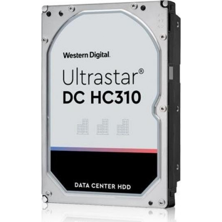 Жесткий диск HDD Western Digital 4000 Gb 7200 rpm SAS 3.5 (0B36048)