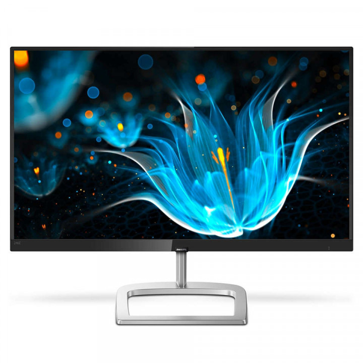 Монитор Philips 23.8 1920x1080 D-Sub HDMI DP Черный (246E9QJAB)