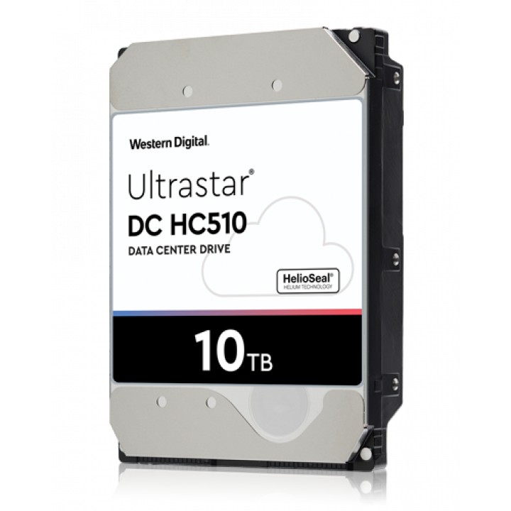 Жесткий диск HDD Western Digital 10000 Gb 7200 rpm SAS 3.5 (0F27354)