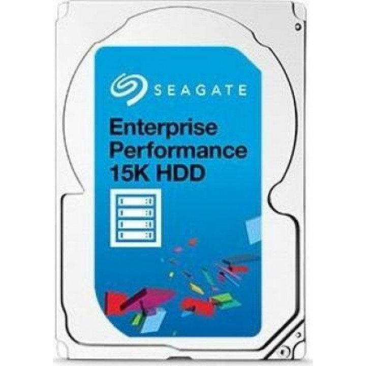 Жесткий диск HDD Seagate 900 Gb 15000 rpm SAS 2.5 (ST900MP0146)