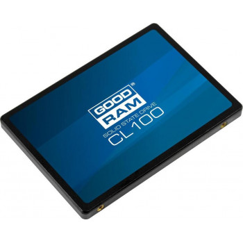 Жесткий диск SSD Goodram 120 Gb 485/380 Mb/s SATA 2.5 (SSDPR-CL100-120-G2)