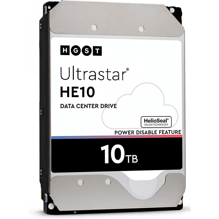 Жесткий диск HDD Western Digital 10000 Gb 7200 rpm SATA 3.5 (0F27454)