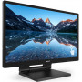Монитор Philips 23.8 1920x1080 DVI D-Sub HDMI DP USB Черный (242B9T)