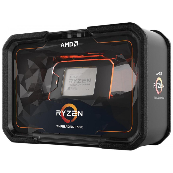 Процессор AMD Ryzen Threadripper 2990WX 3000 МГц sTR4 WOF