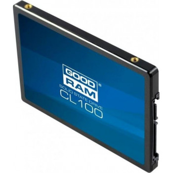 Жесткий диск SSD Goodram 480 Gb 550/450 Mb/s SATA 2.5 (SSDPR-CL100-480-G2)