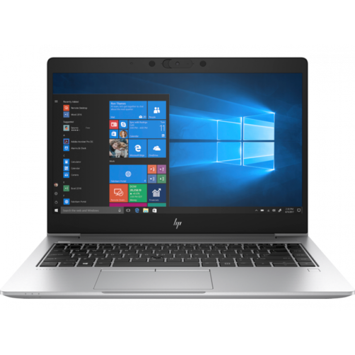 Ноутбук HP EliteBook 840 G7 14.0 Core i5 10210U RAM 16 Гб  SSD 512 Гб Windows 10 Профессиональная (1J6D8EA)