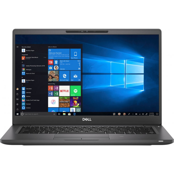 Ноутбук DELL Latitude 7300 13.3 Core i7 8665U RAM 16 Гб  SSD 512 Гб Windows 10 Профессиональная (210-ARVT-A2)